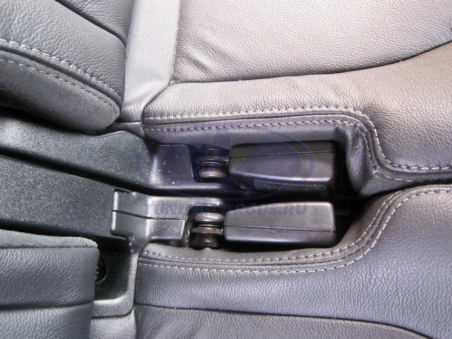 Замки задних сидений ЛендРовер